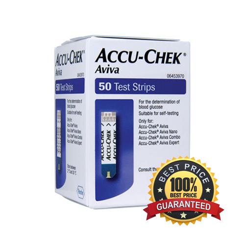 accu chek aviva test strips free