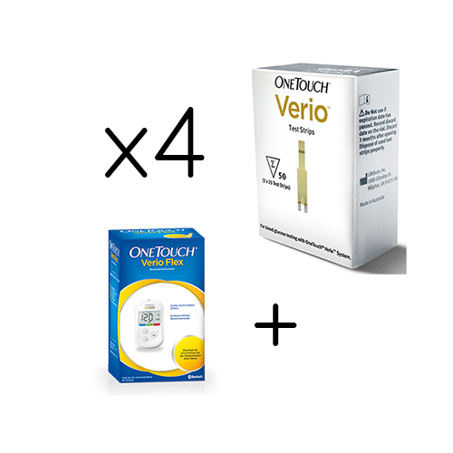One touch verio promo offer 200ct plus a FREE verio flex glucose meter