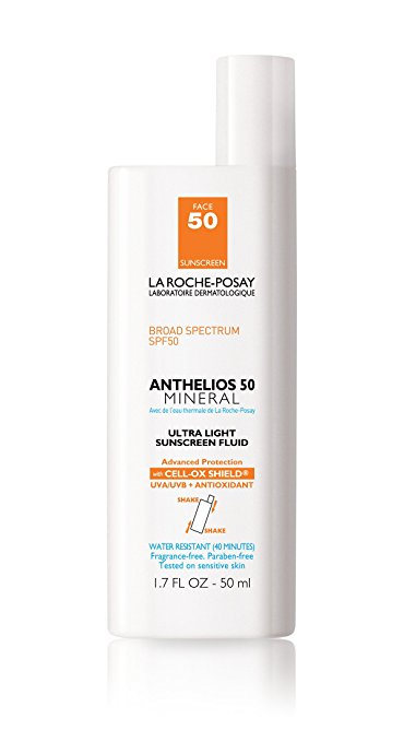 la roche posay anthelios mineral 50 ml