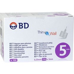 bd thin wall 5mm