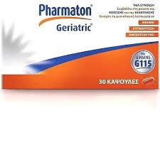 pharmaton geriatric 30 capsules
