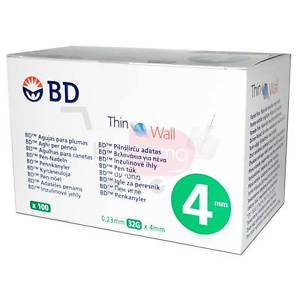bd thin wall 4mm