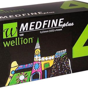 wellion medfine plus 32g 4mmm